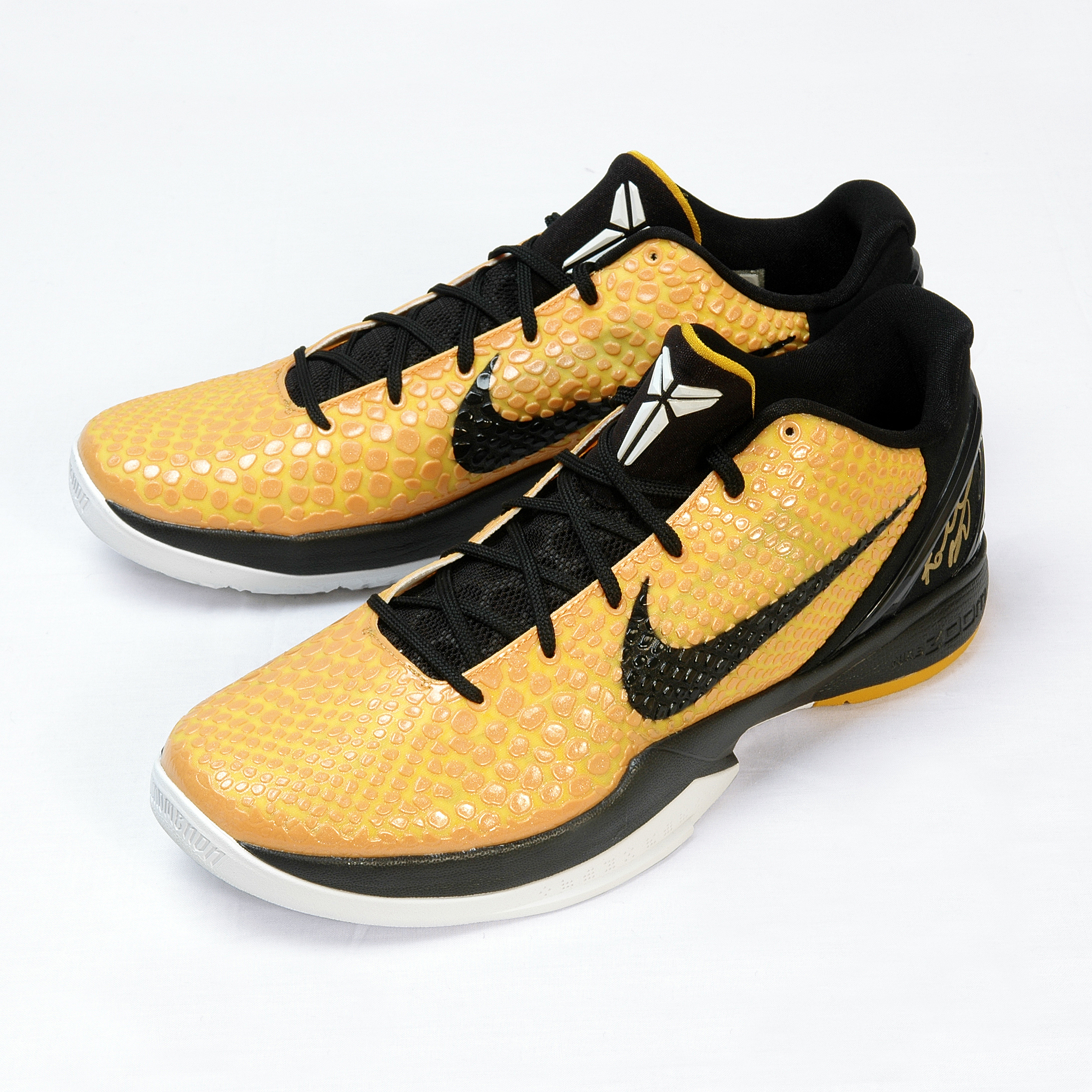 check out c7422 6054e Kobe and Nike continue to be on the forefront of shoe design and the  Lightbulb Del Sol is no different. This shoe possesses three different  shades of yellow ...