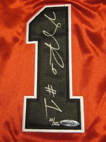 derrick rose signed 2011 nba mvp logo away jersey uda le